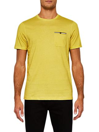 Ted Baker Pikmix Short Sleeve Stripe T-Shirt