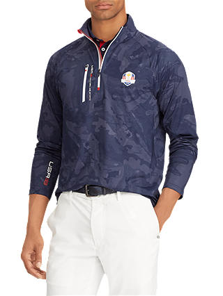 Buy Polo Golf By Ralph Tech Jersey Top, Golf Course Camo, S Online at johnlewis.com