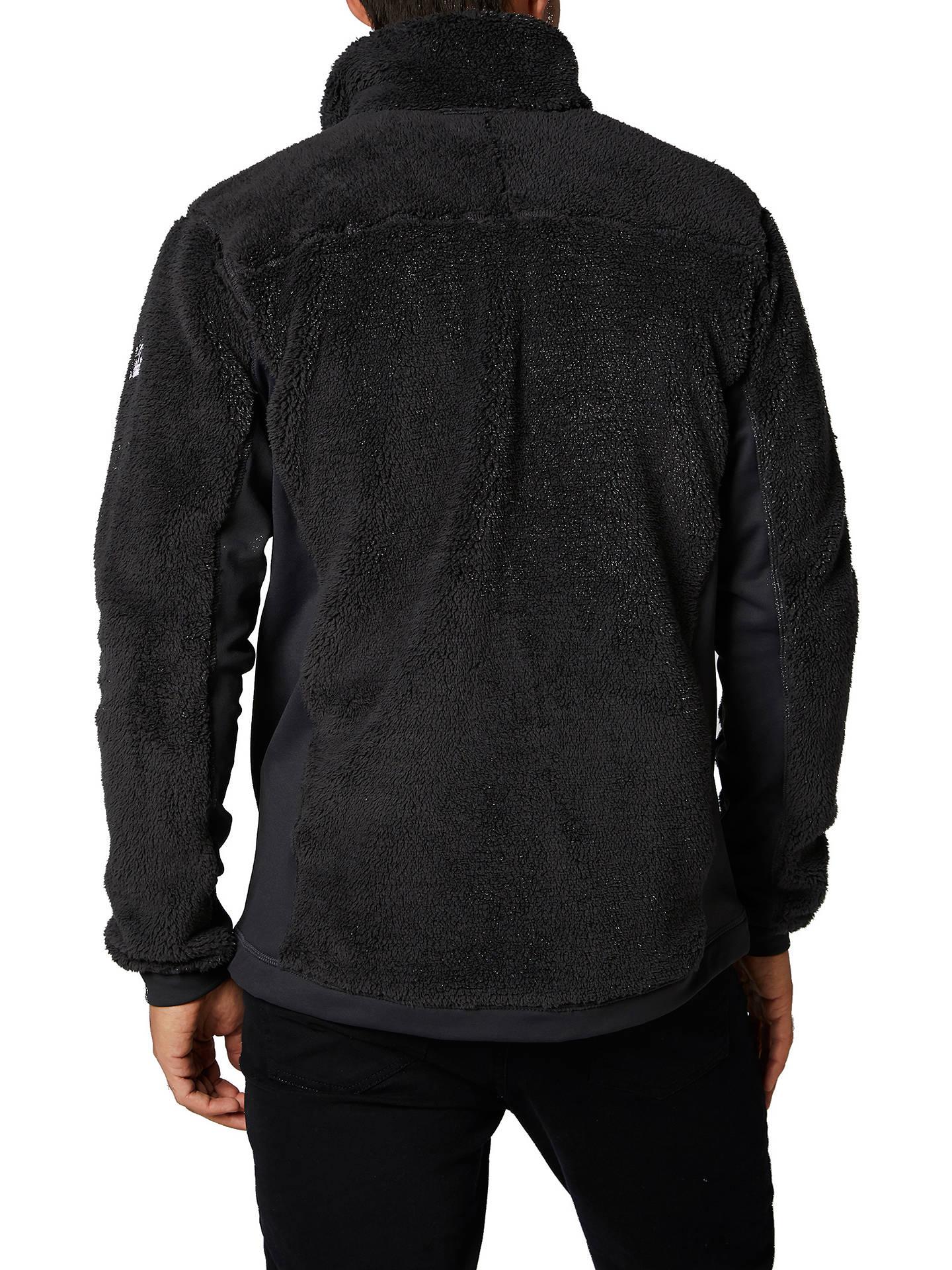 dobra jakość przystępna cena świetne oferty Helly Hansen Juell Men's Pile Fleece Jacket, Ebony at John ...
