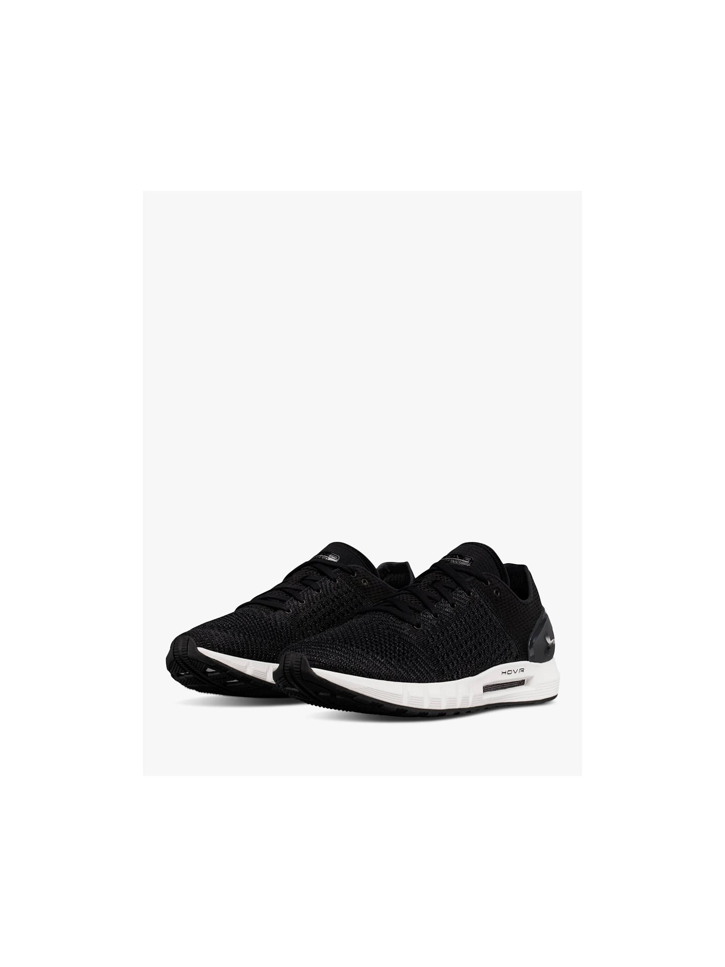 quality design 19a86 1f1ed Under Armour HOVR Sonic Men's Running Shoes, Black/Ivory at ...