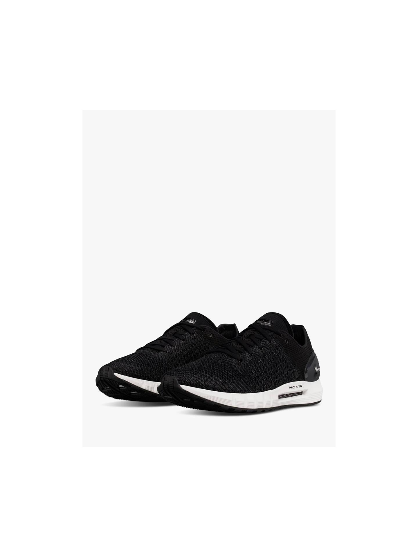 quality design 42ef0 c3da8 Under Armour HOVR Sonic Men's Running Shoes, Black/Ivory at ...