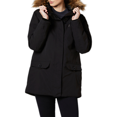 Helly Hansen Svalbard Women's Parka, Black