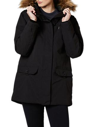 Helly Hansen Svalbard Women's Parka Jacket, Black
