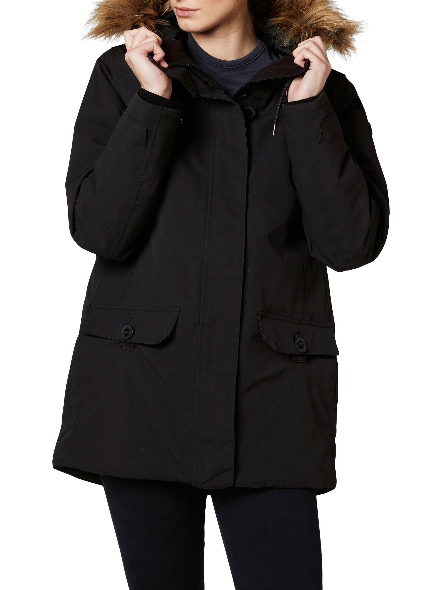Helly Hansen Helly Hansen Svalbard Women's Parka Jacket, Black