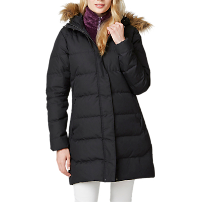 Helly Hansen Aden Down Parka Women's Jacket, Black