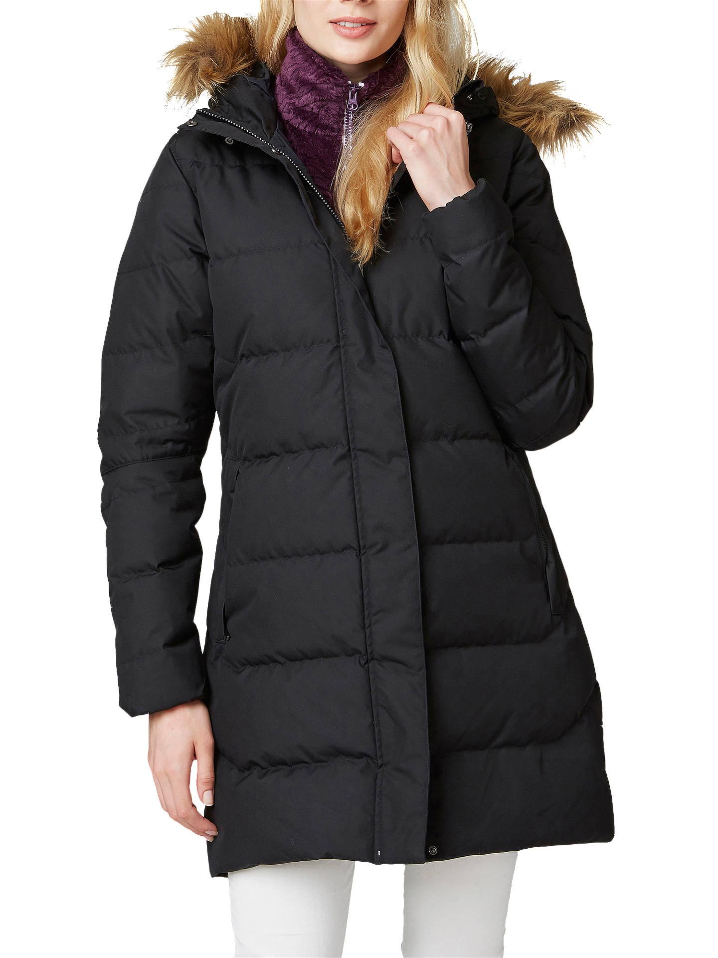 cbffba7bf84f0 Buy Helly Hansen Aden Down Women's Parka Jacket, Black, S Online at  johnlewis.