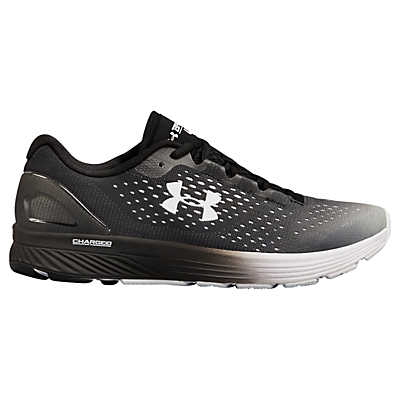 Under Armour Charged Bandit 4 Women's Running Shoes, Black/Elemental