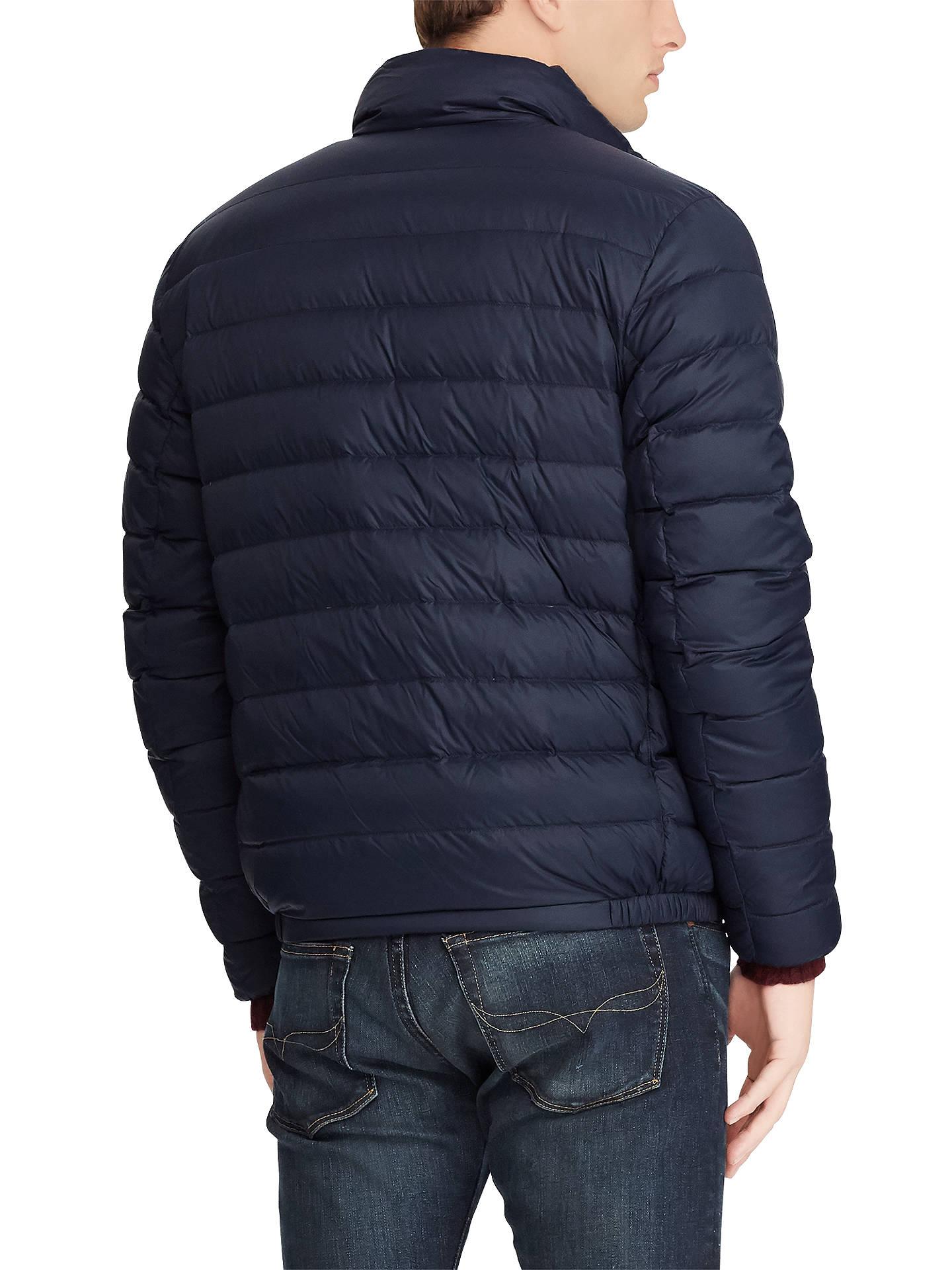 ec8096480 Polo Ralph Lauren Bleeker Quilted Jacket at John Lewis & Partners