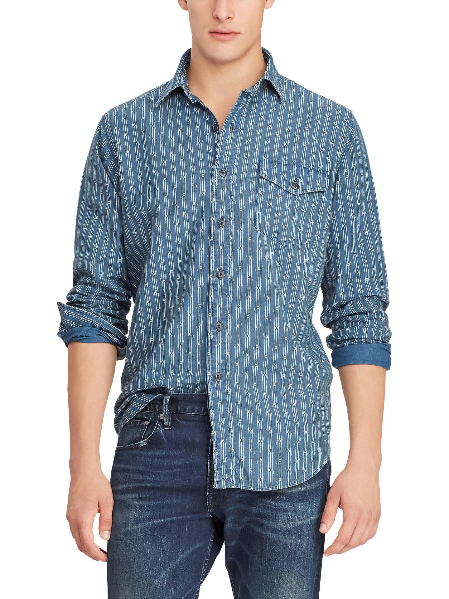 2de04cfa8a Buy Polo Ralph Lauren Long Sleeve Classic Fit Sport Shirt