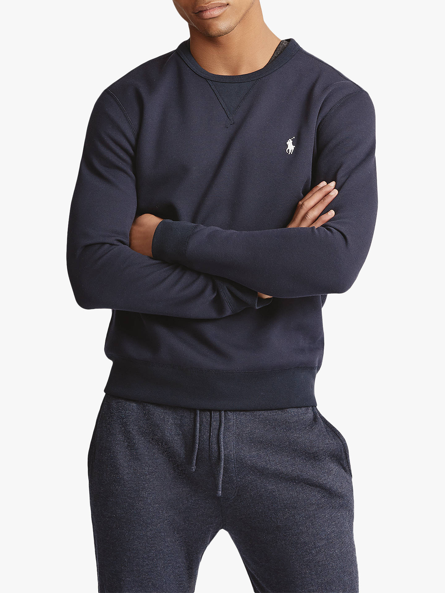 5097fcc6d Buy Polo Ralph Lauren Double Knit Sweatshirt