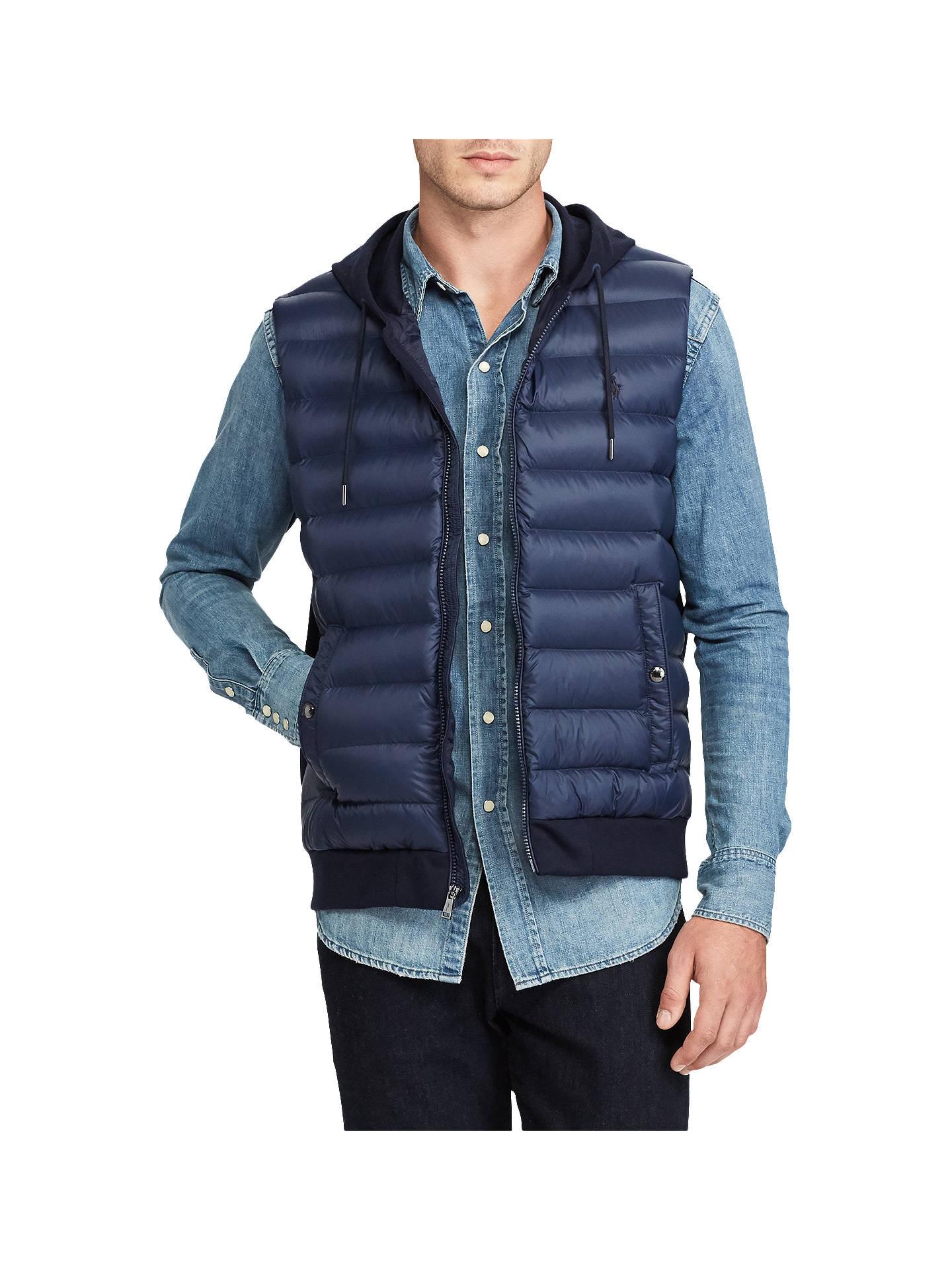 4f5e8deb9 Buy Polo Ralph Lauren Hybrid Vest