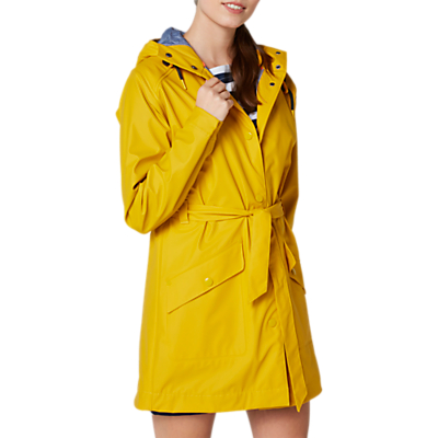 Helly Hansen Kirkwall Rain Coat Women's Jacket, Essential Yellow