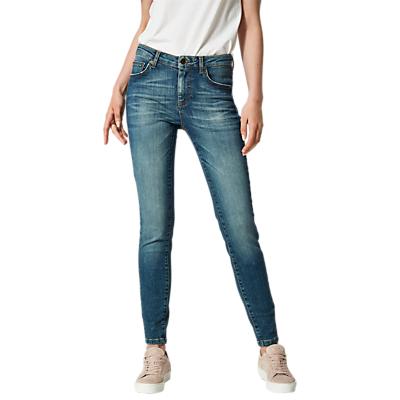 Selected Femme Sfida Jeans, Mid Blue