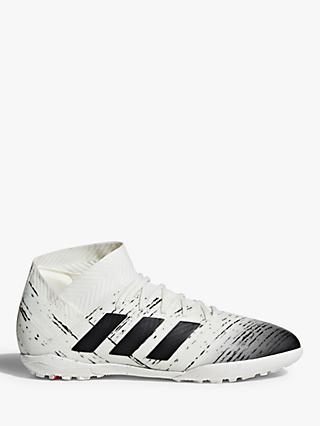 adidas Children's Nemeziz 18.3 TF Trainers, White
