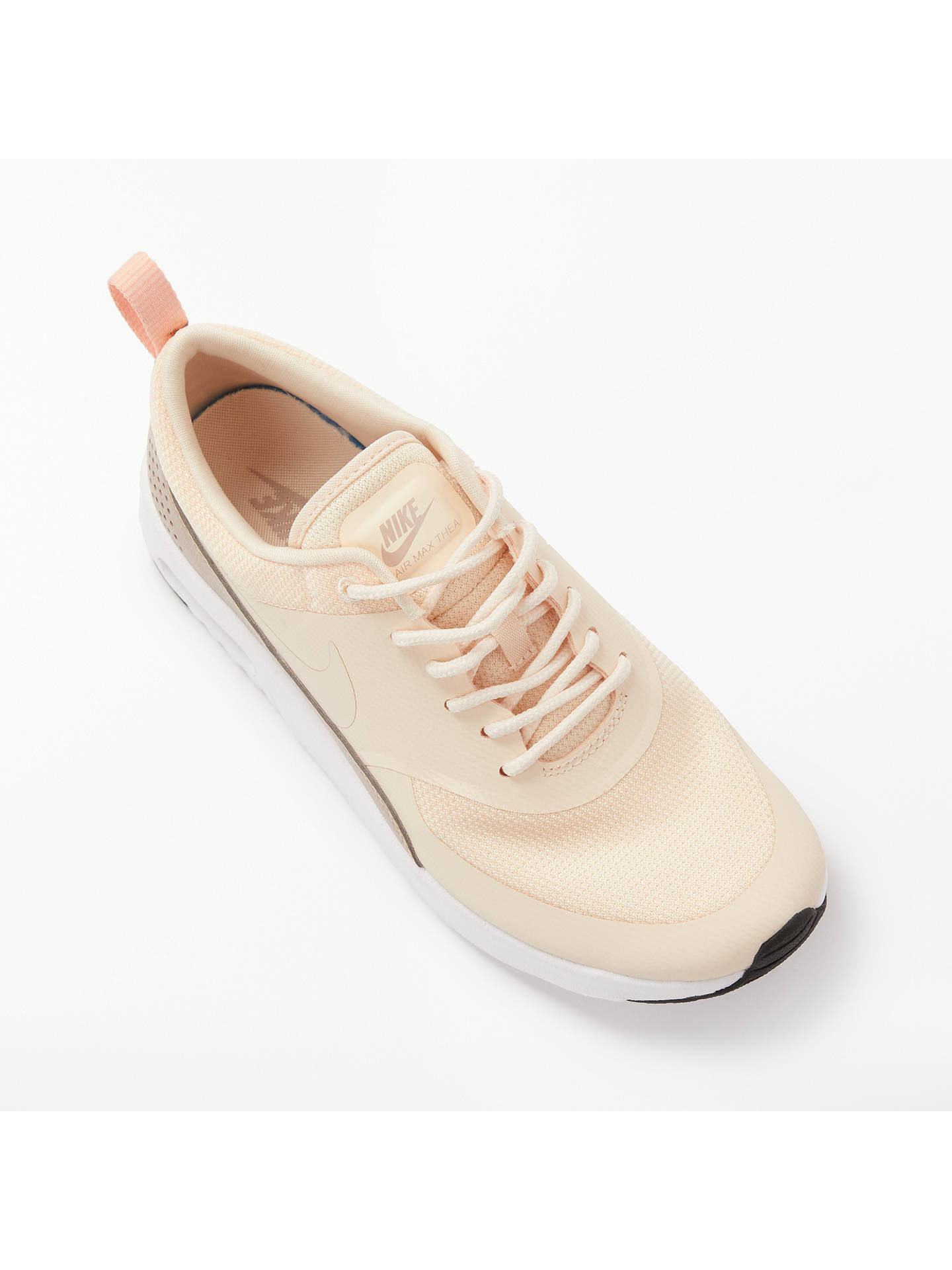 Nike Air Max Thea Women's Trainers, Guava Ice at John Lewis