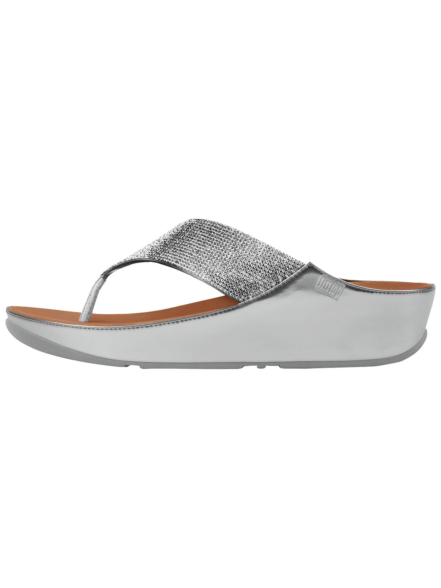 f4eabdc0e73b Buy FitFlop Crystall Toe Post Sandals