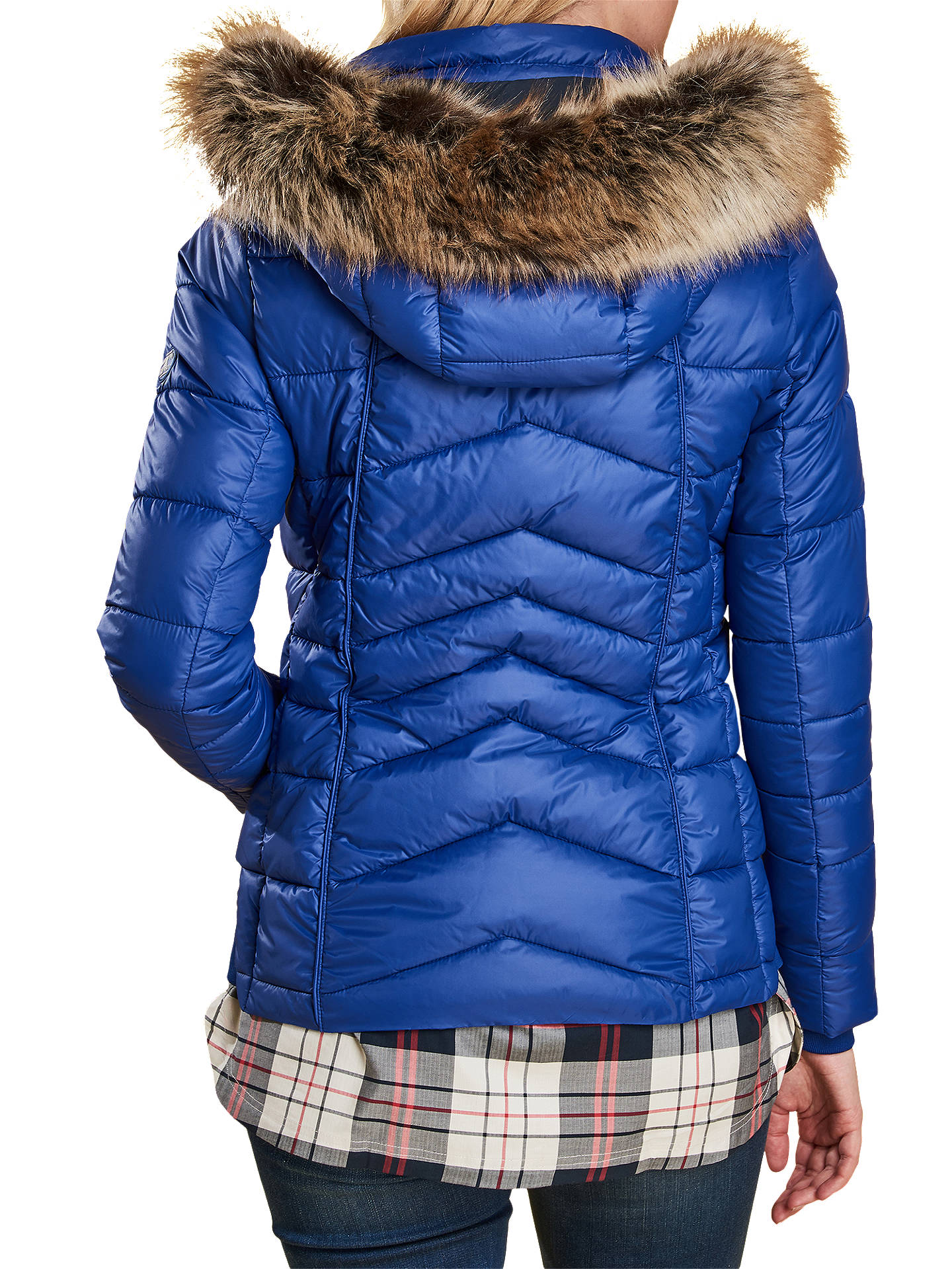 f41a0f6dba9d ... Buy Barbour Bernera Quilted Hooded Jacket