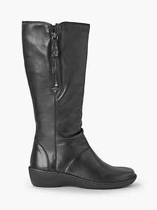 125d6dc03286 John Lewis   Partners Designed for Comfort Rook Knee Boots