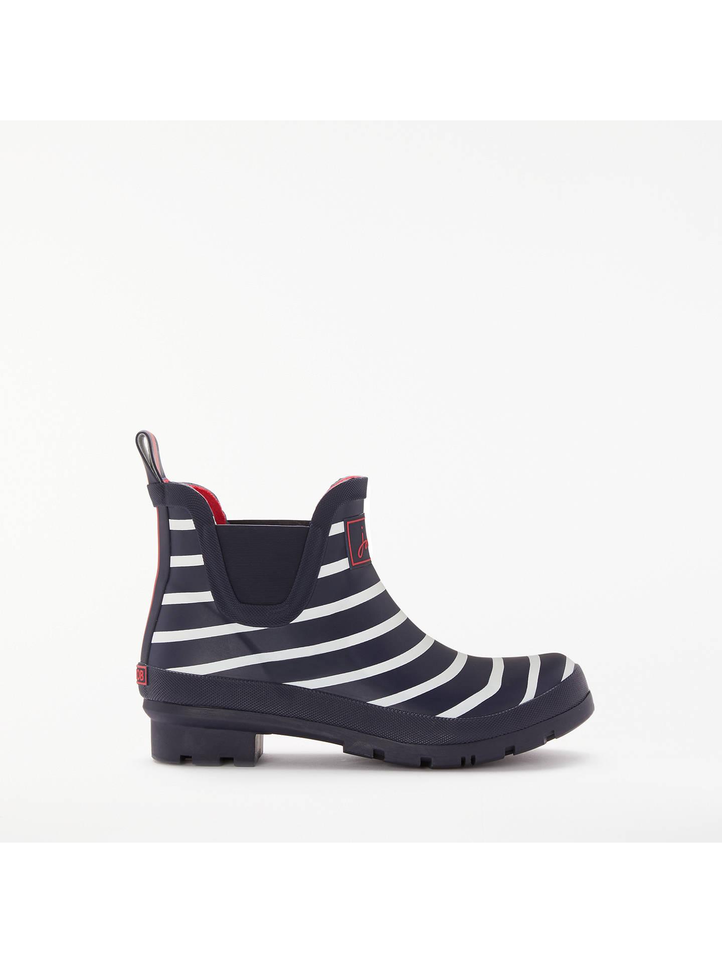 20116af2fe87 Buy Joules Bob Stripe Wellington Ankle Boots