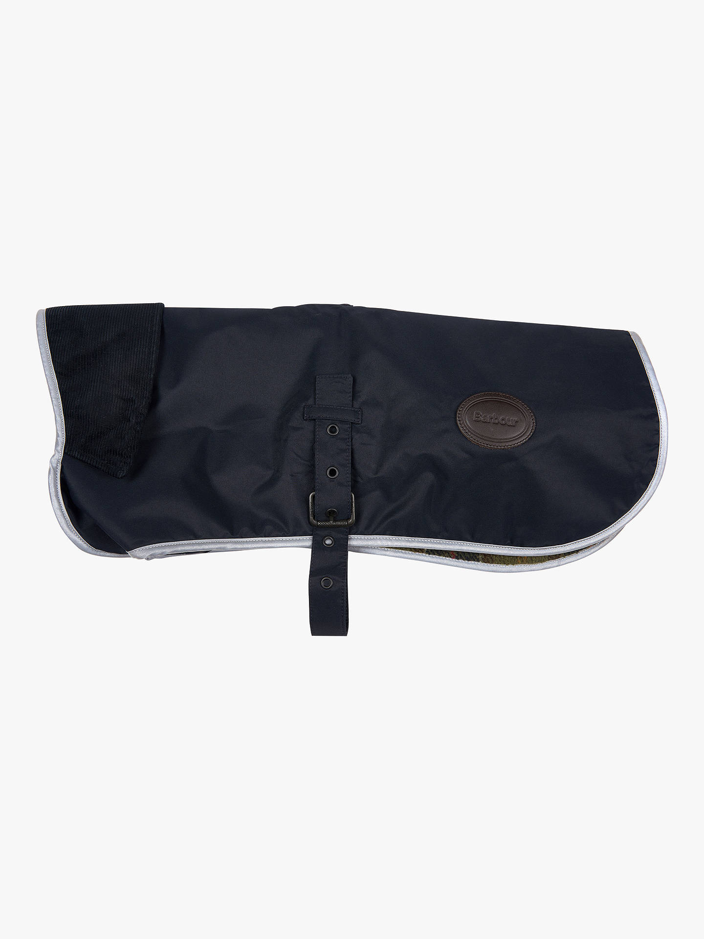 BuyBarbour Reflective Dog Coat, Medium Online at johnlewis.com
