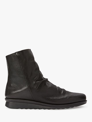 Buy John Lewis & Partners Designed for Comfort Peony Boots, Black, 6 Online at johnlewis.com