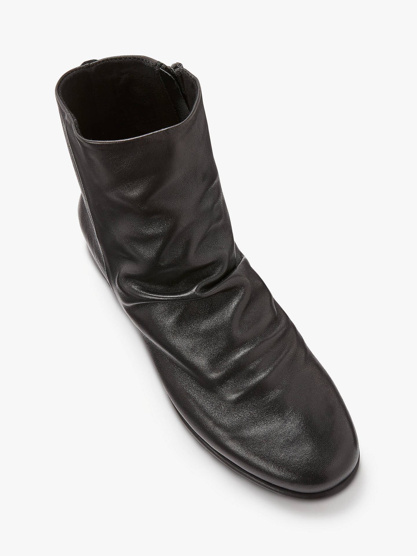 BuyJohn Lewis & Partners Designed for Comfort Peony Boots, Black, 6 Online at johnlewis.com