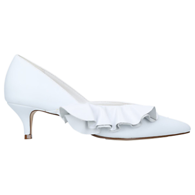 KG by Kurt Geiger Cara Kitten Heel Court Shoes