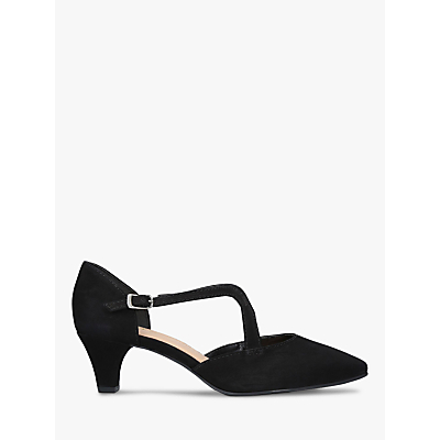 Carvela Comfort Apple Mid Heel Court Shoes