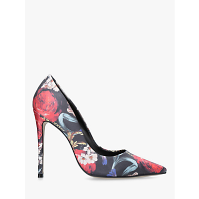 Carvela Kurt Geiger Alice Stiletto Heel Court Shoes, Multi