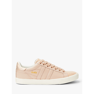 Gola Orchid Shimmer Lace Up Trainers