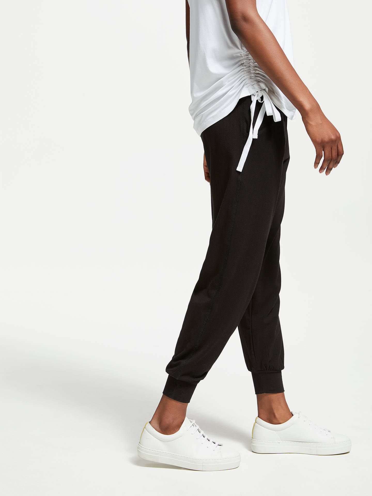 BuyThought Dashka Trousers, Black, 8 Online at johnlewis.com