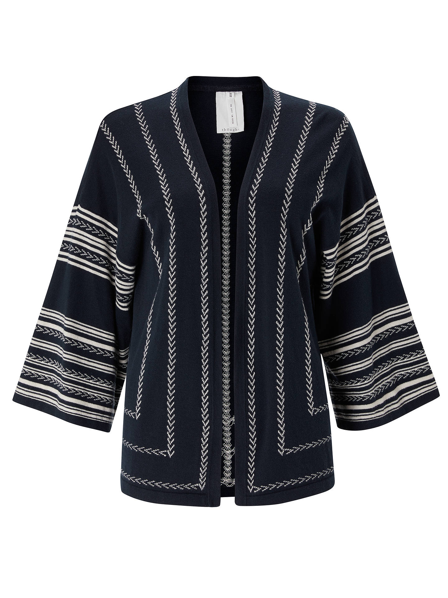 BuyThought Merewen Cardigan, Navy, 8 Online at johnlewis.com