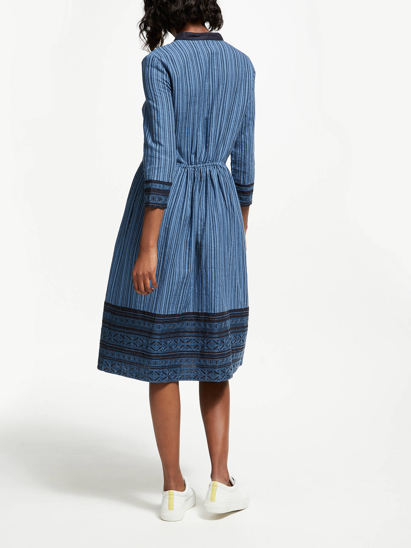 BuyThought Sasha Dress, Blue, 8 Online at johnlewis.com