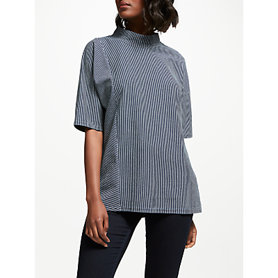 Thought Nydia Top, Navy
