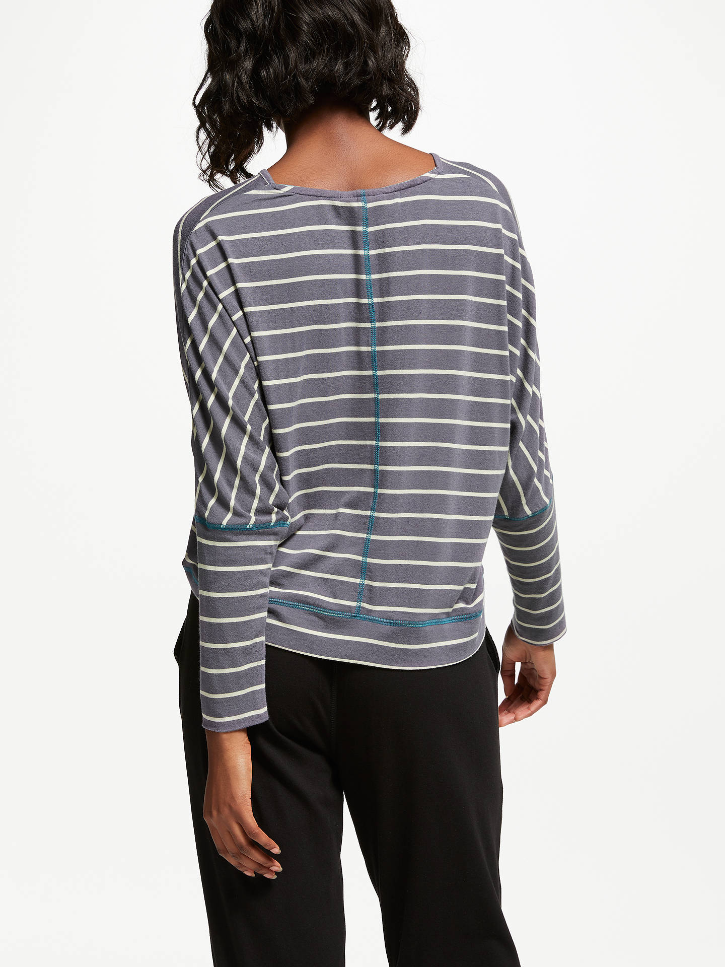 Buy Thought Winola T-Shirt, Grey Slate, 8 Online at johnlewis.com