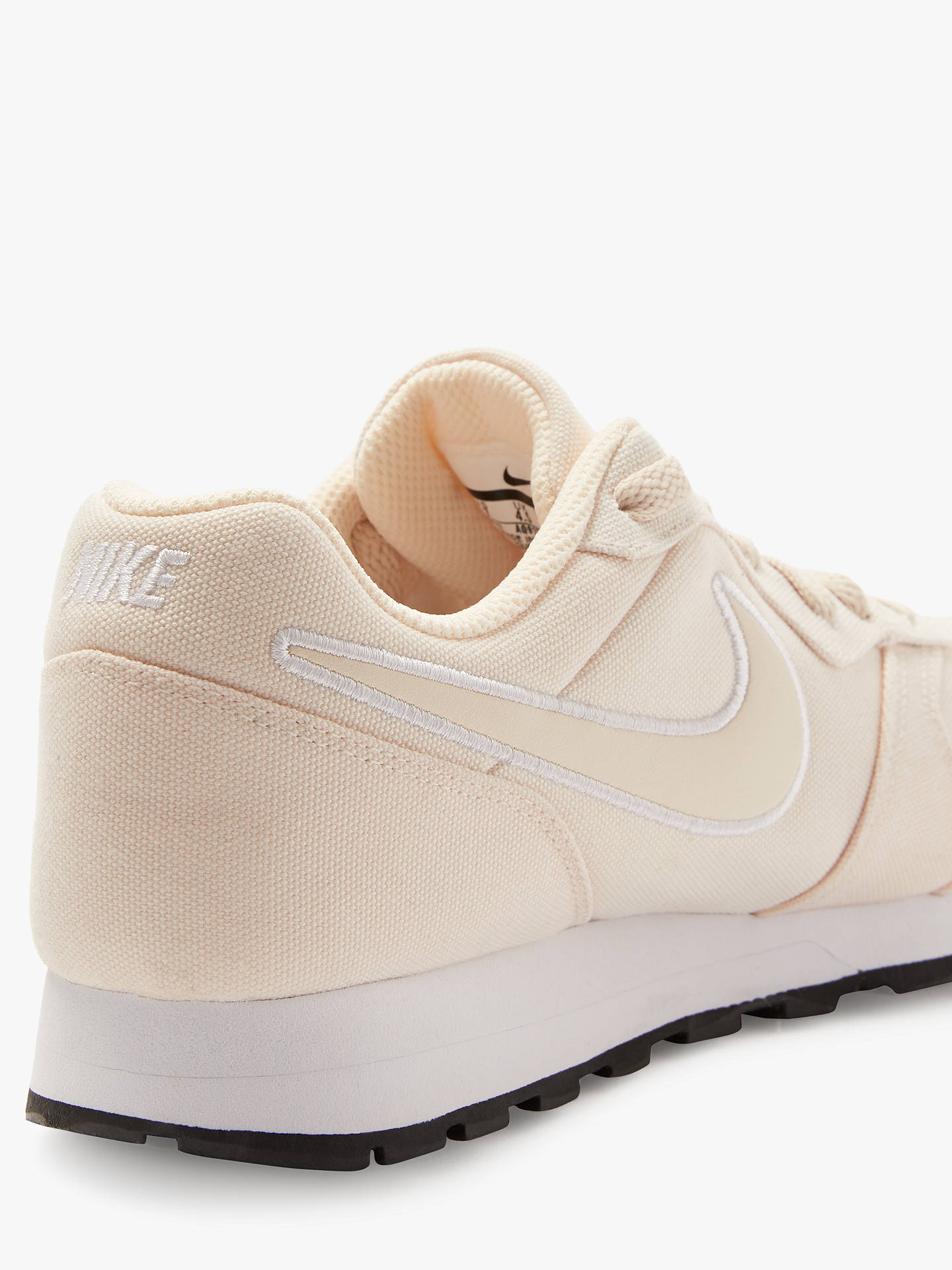 the best attitude cfbd5 6cfbd ... Buy Nike MD Runner 2 Women s Trainers, Guava Ice White, 4 Online at ...