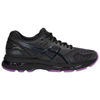 ASICS GEL-NIMBUS 20 Women's Running Shoes, Black