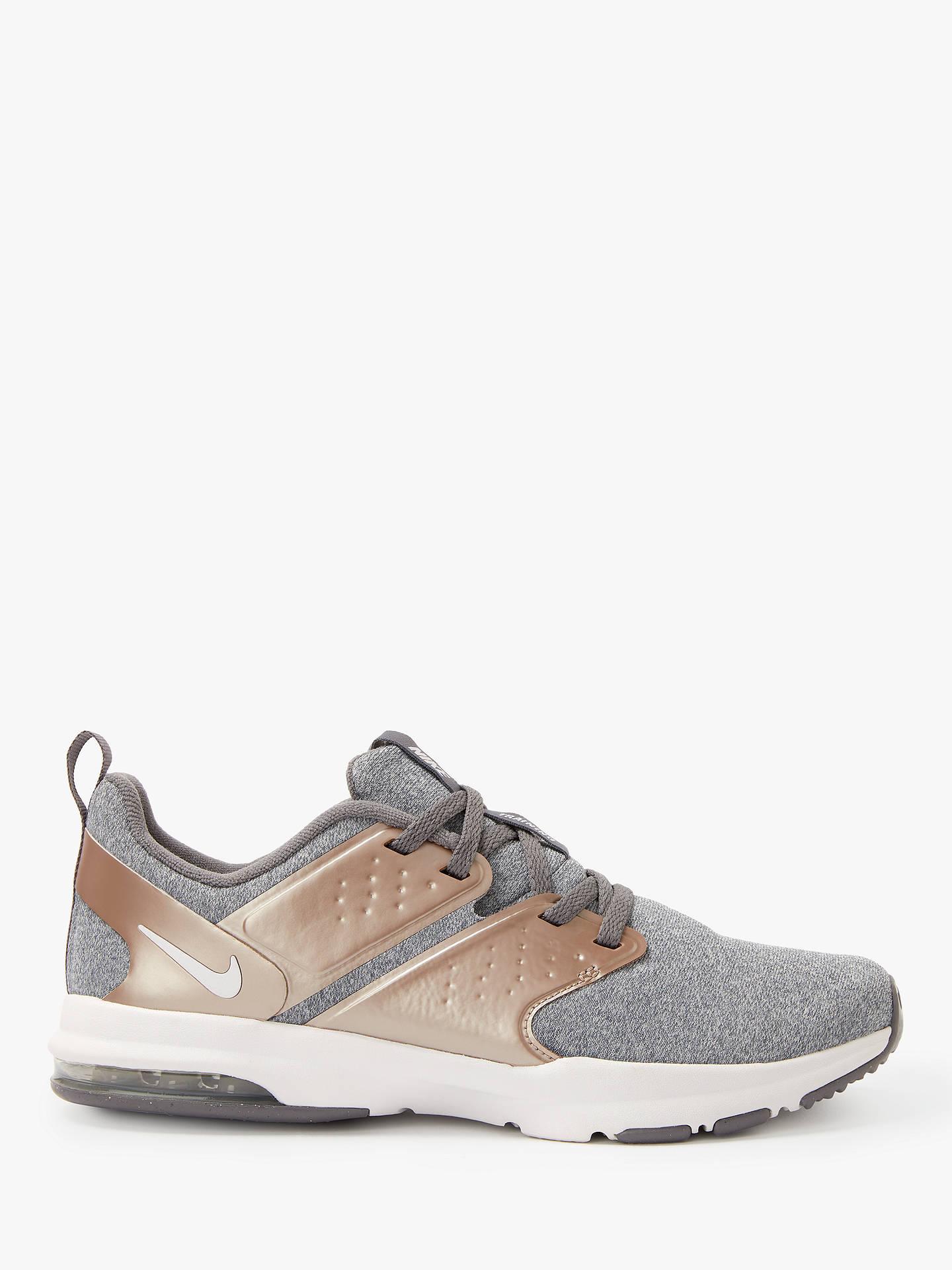 timeless design 60515 25e13 Buy Nike Air Bella TR Premium Women s Training Shoes, Gunsmoke Vast Grey, 4  ...