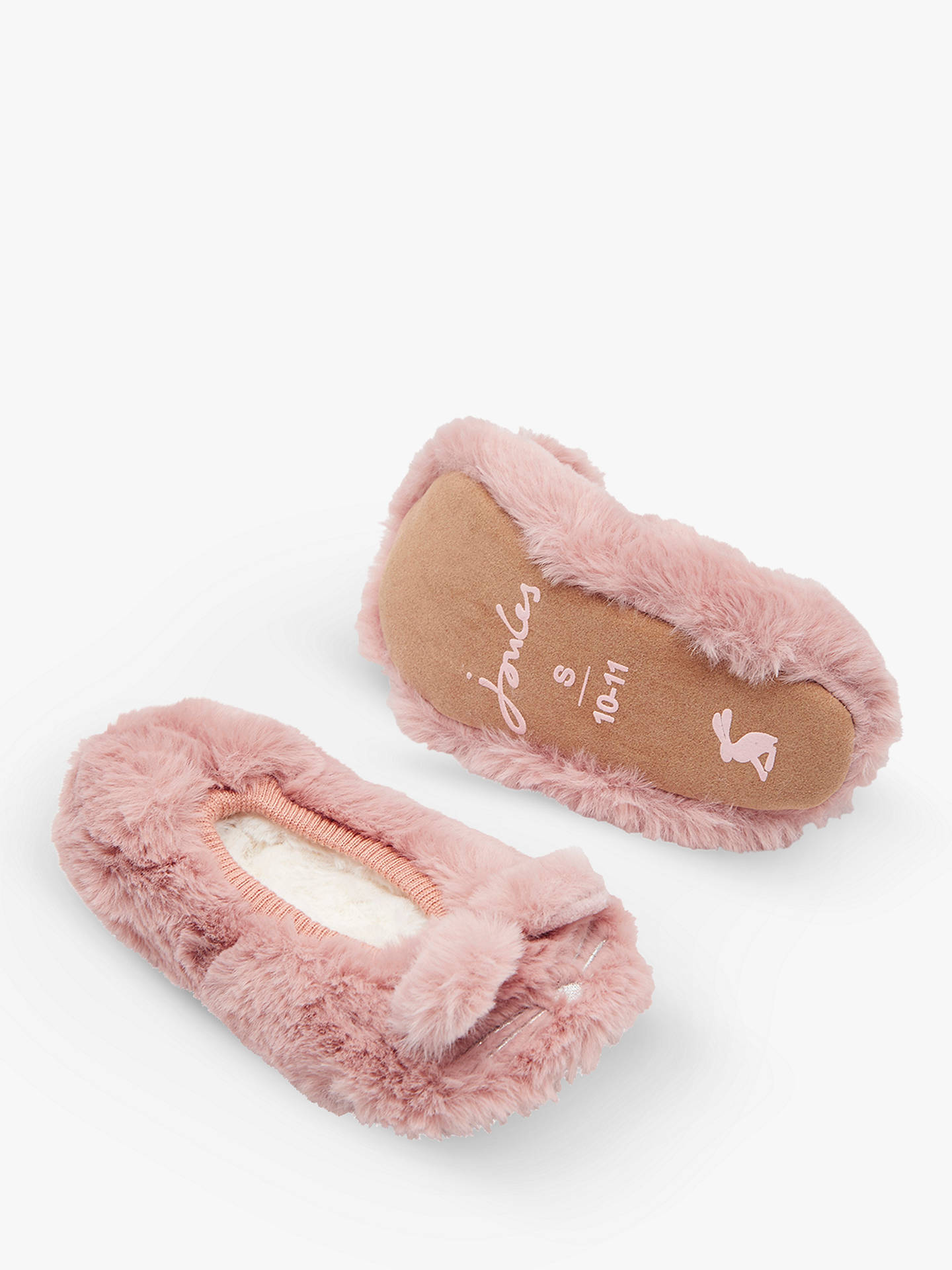 f46372c7ca2 ... Buy Joules Children s Bunny Slippers