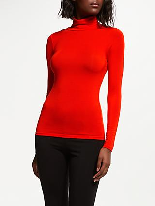 John Lewis & Partners Heat Generating Thermal Roll Neck