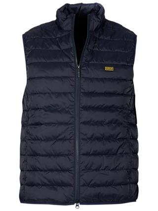 Barbour International Impeller Quilted Gilet, Navy