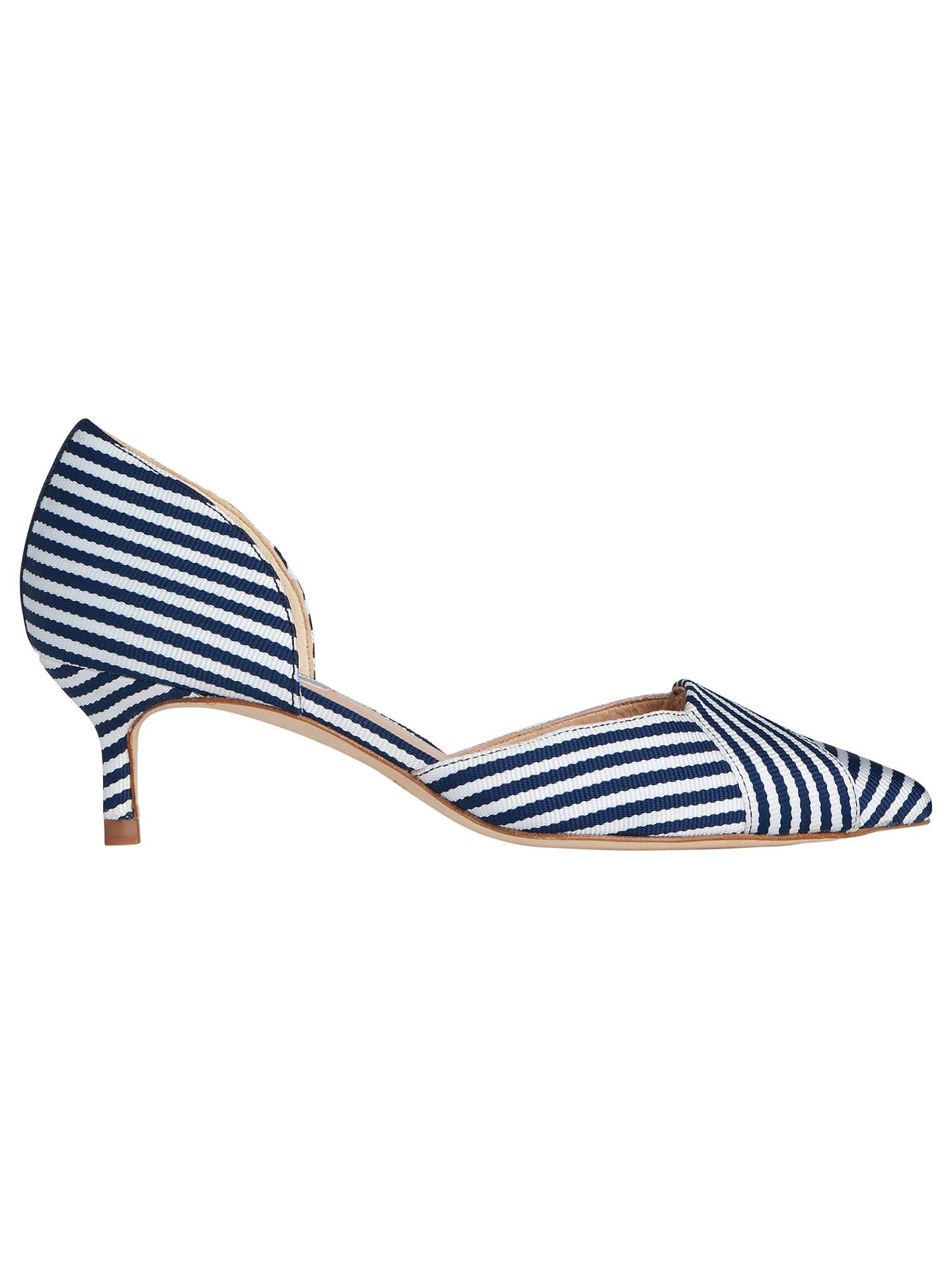 16ccae08685 Buy L.K.Bennett Steph Two Part Kitten Heel Court Shoes