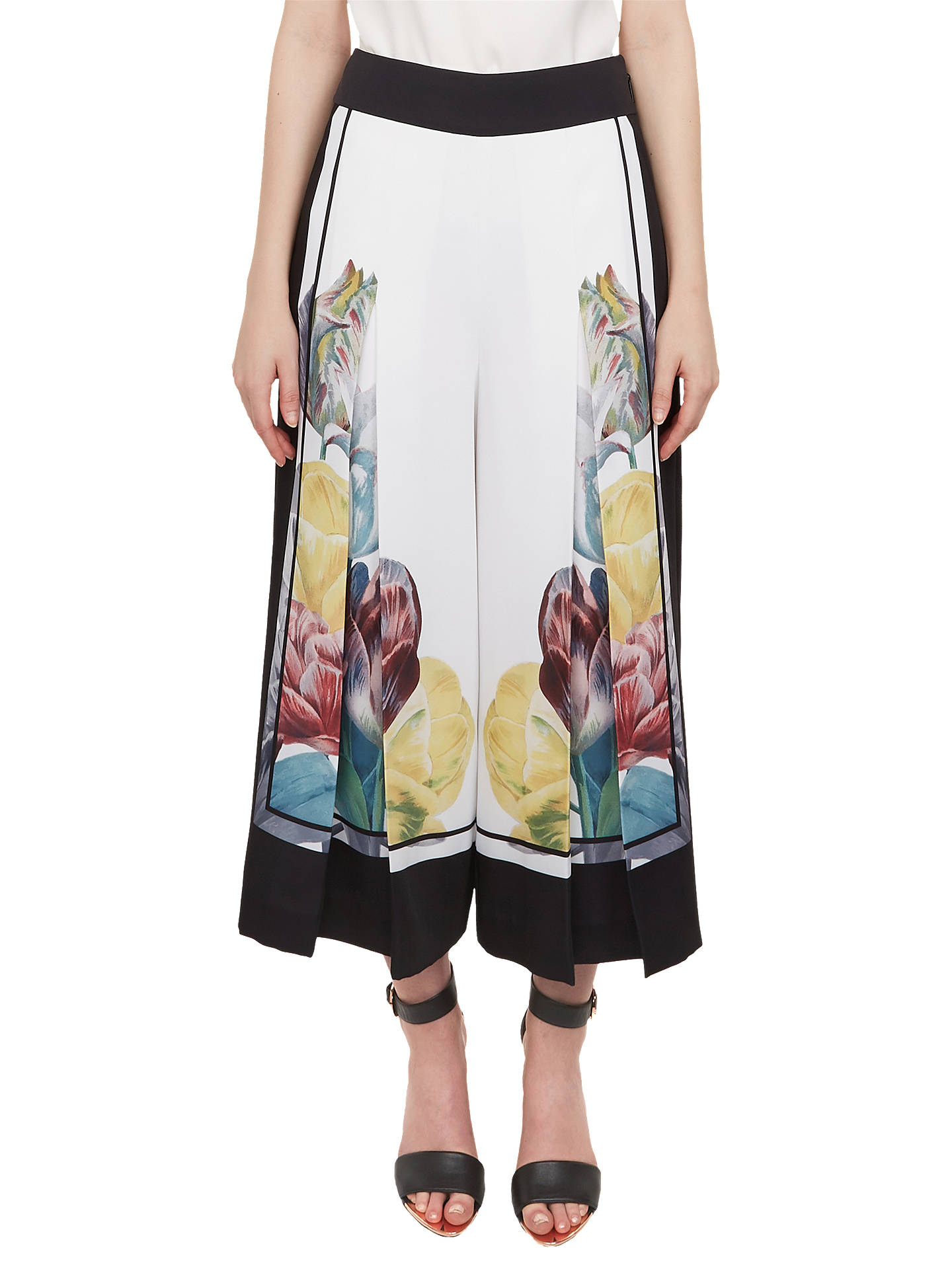387d62bce Buy Ted Baker Culot Tranquility Wide Leg Culottes