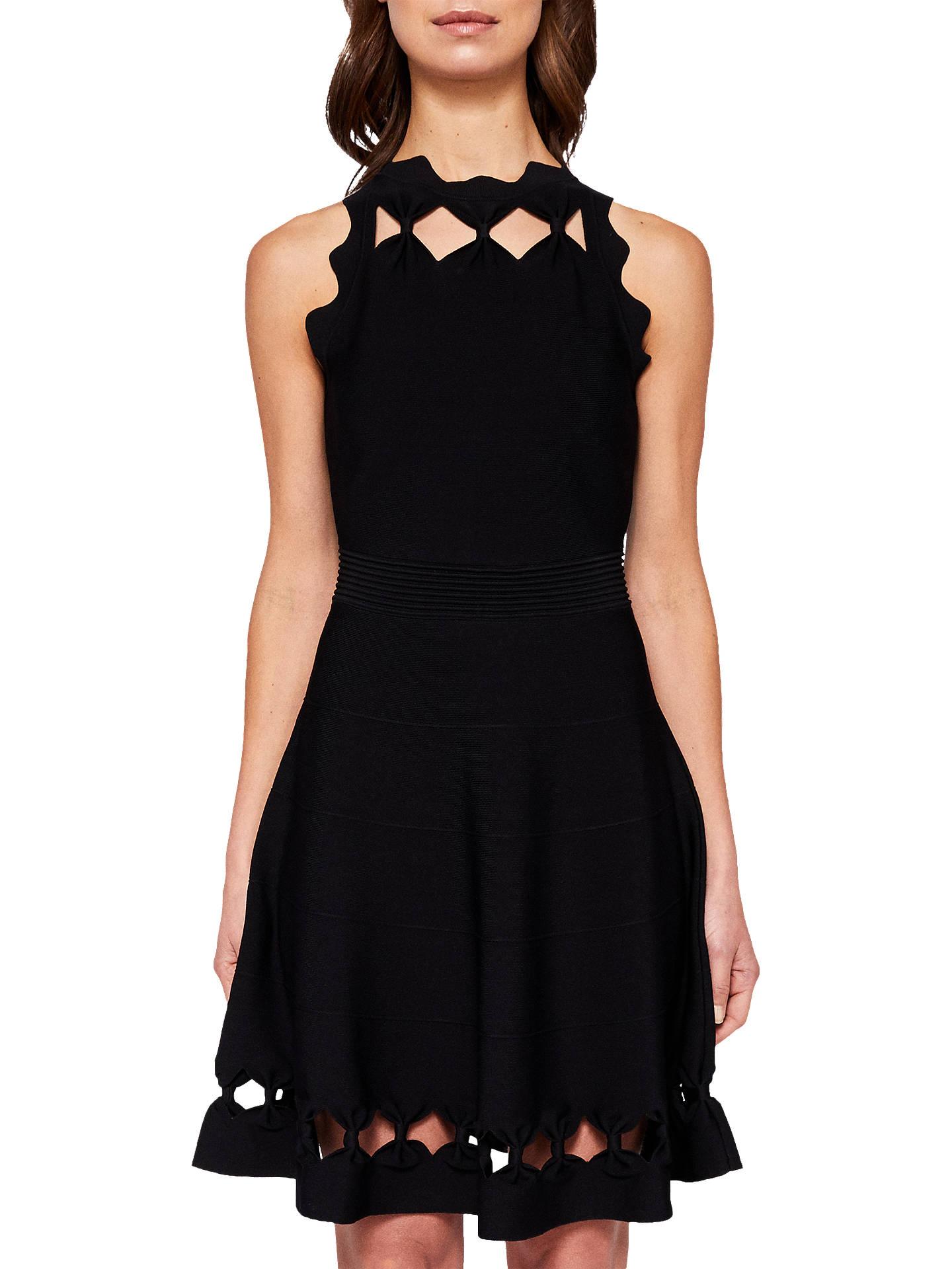BuyTed Baker Cherina Skater Dress 41a68a505