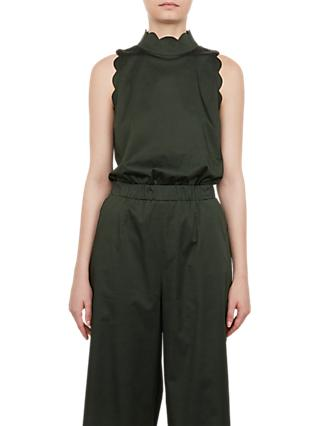 Ted Baker Naomay Jumpsuit, Green