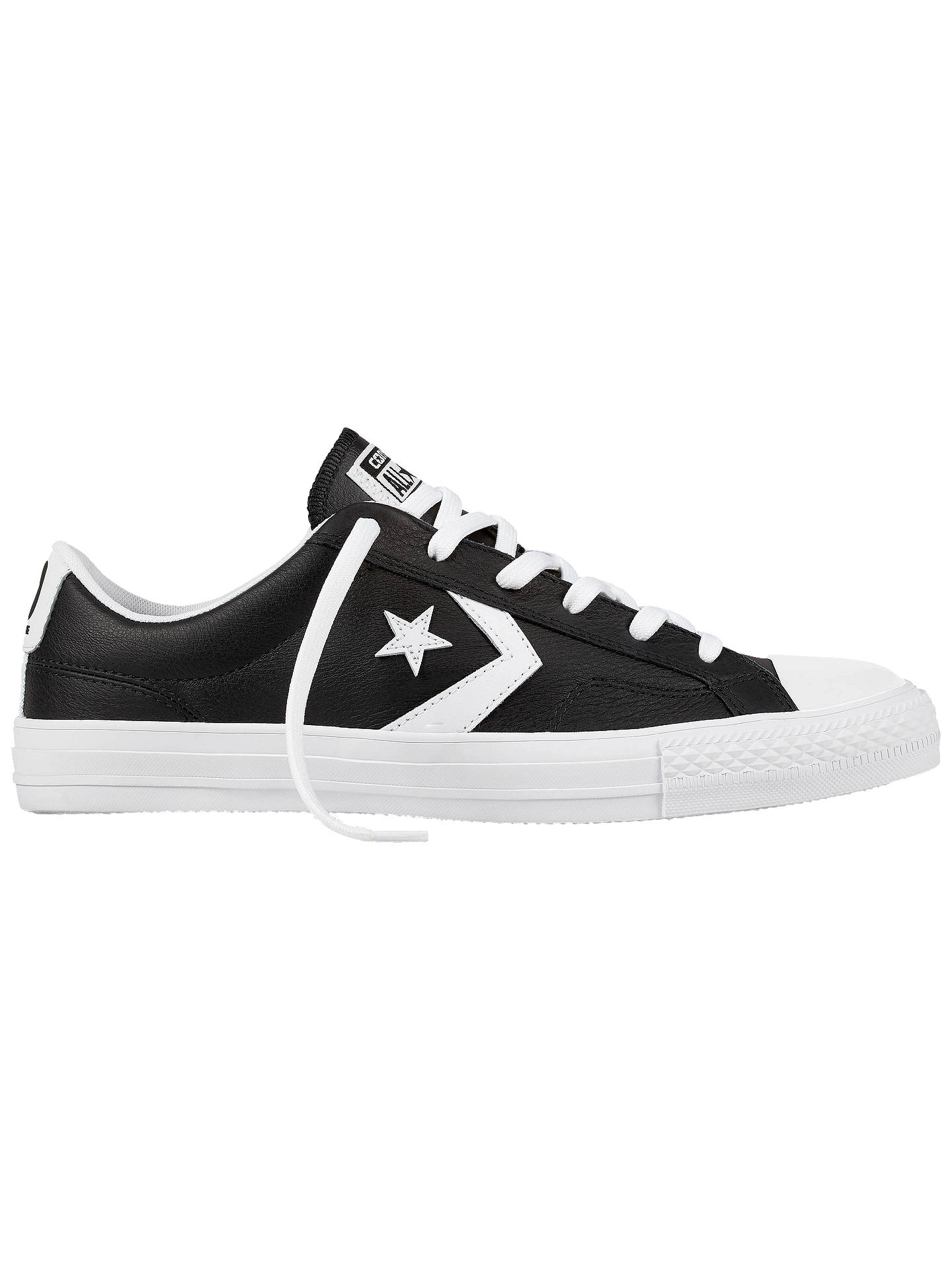 BuyConverse Star Player Leather Trainers d7aca48fc