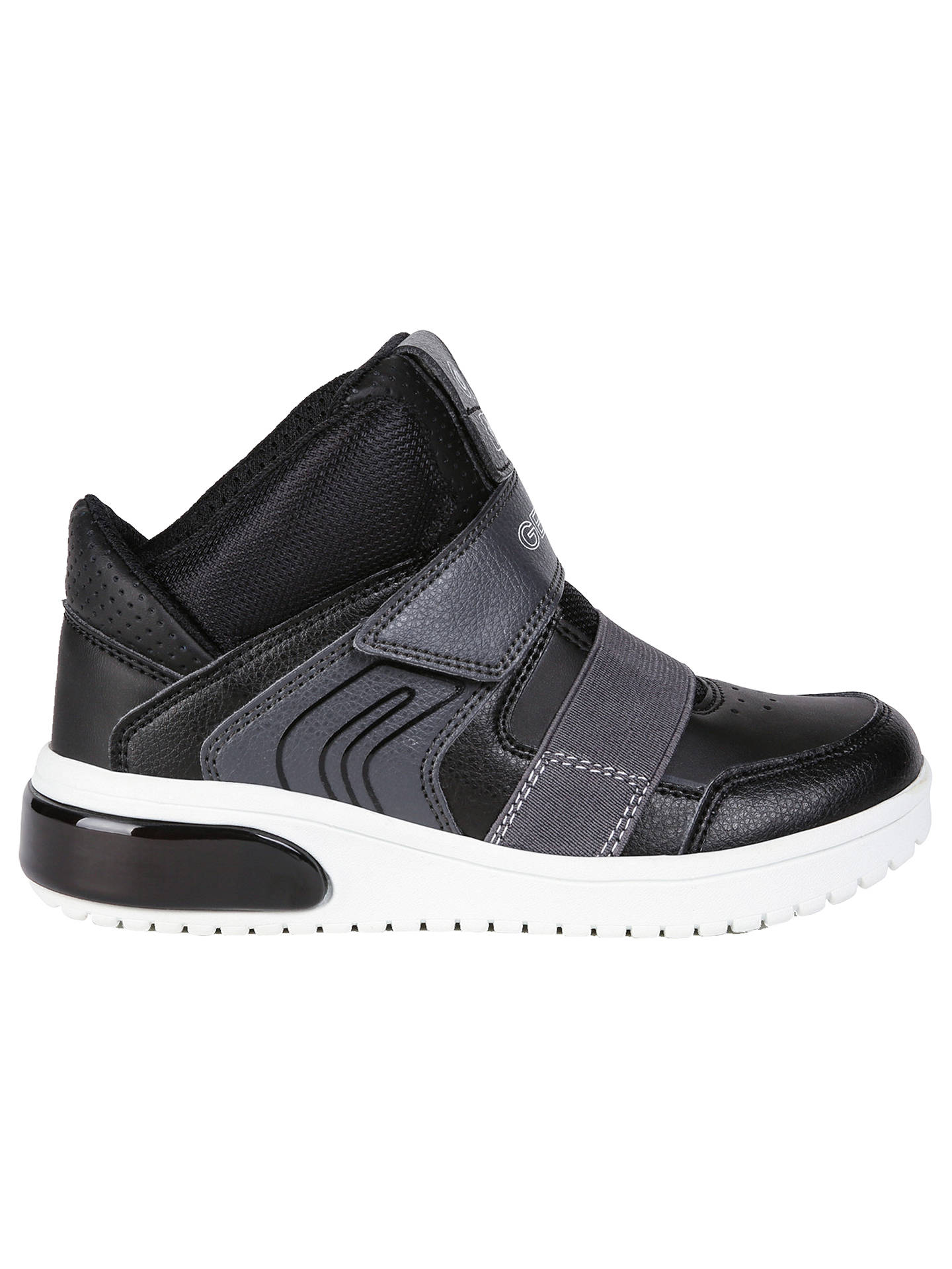 Geox XLED Hi Top Trainers at John Lewis & Partners
