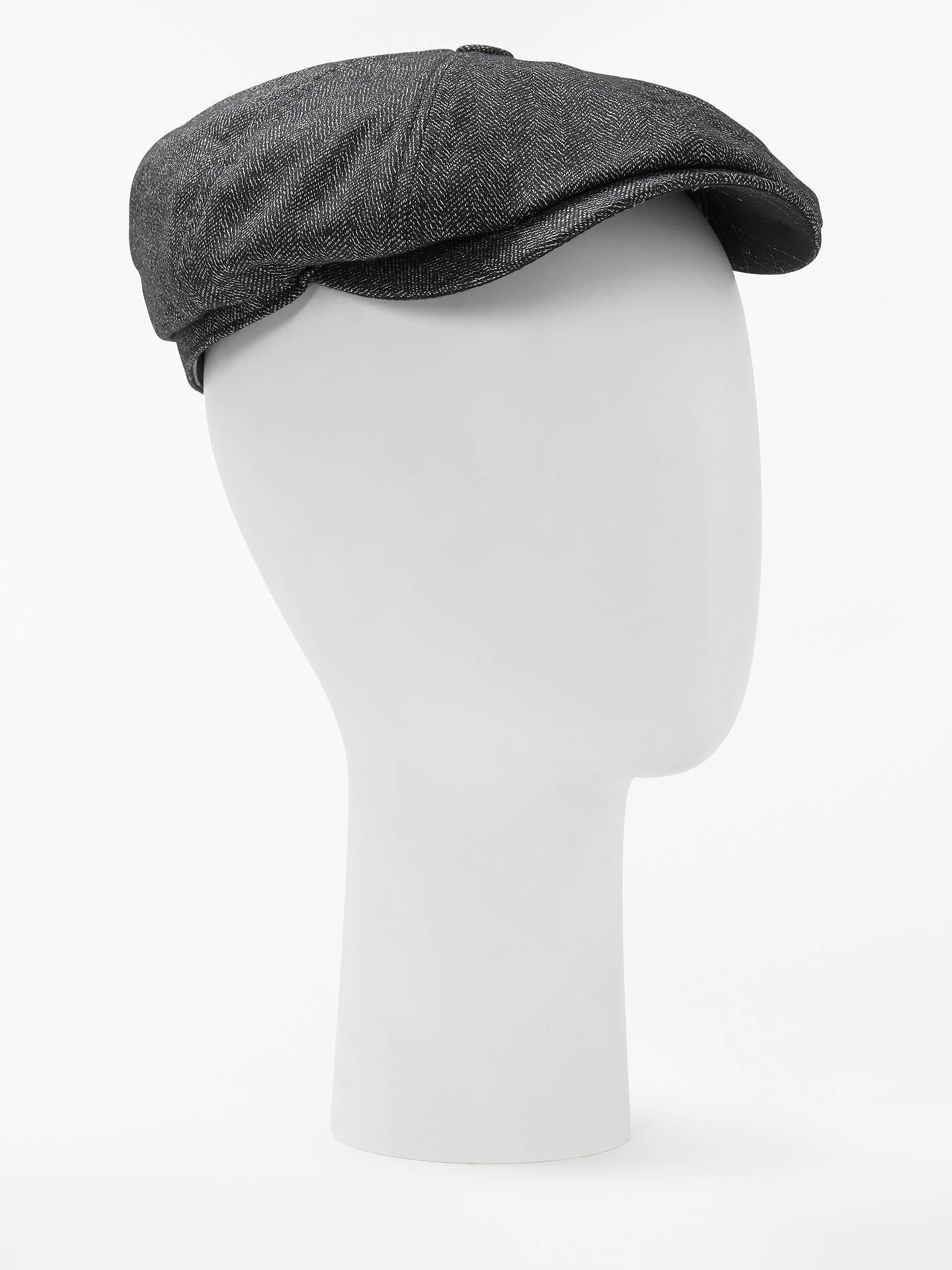 BuyTed Baker Herringbone Baker Boy Hat d3c3073740e