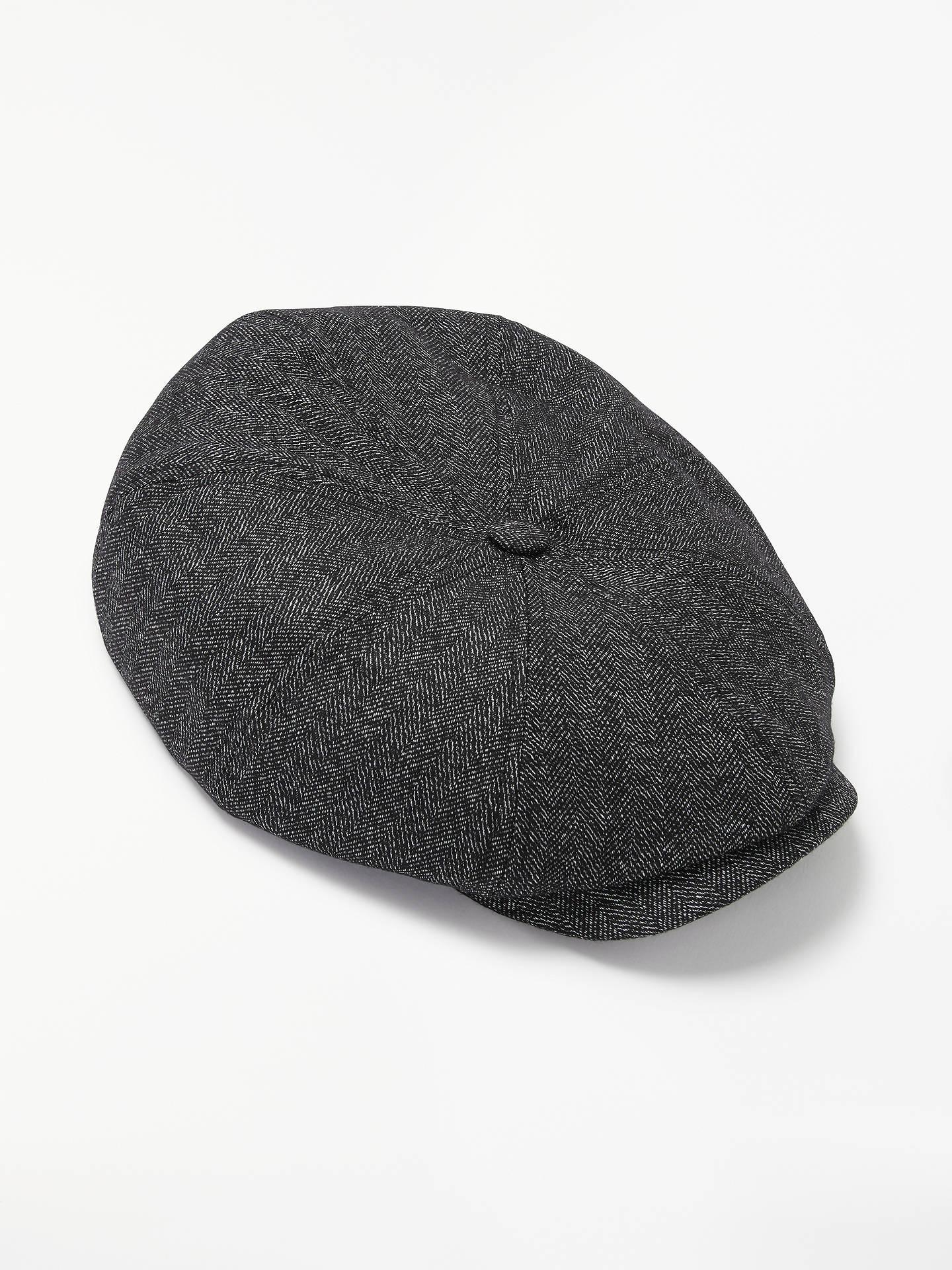 0c572b349879 ... Buy Ted Baker Herringbone Baker Boy Hat