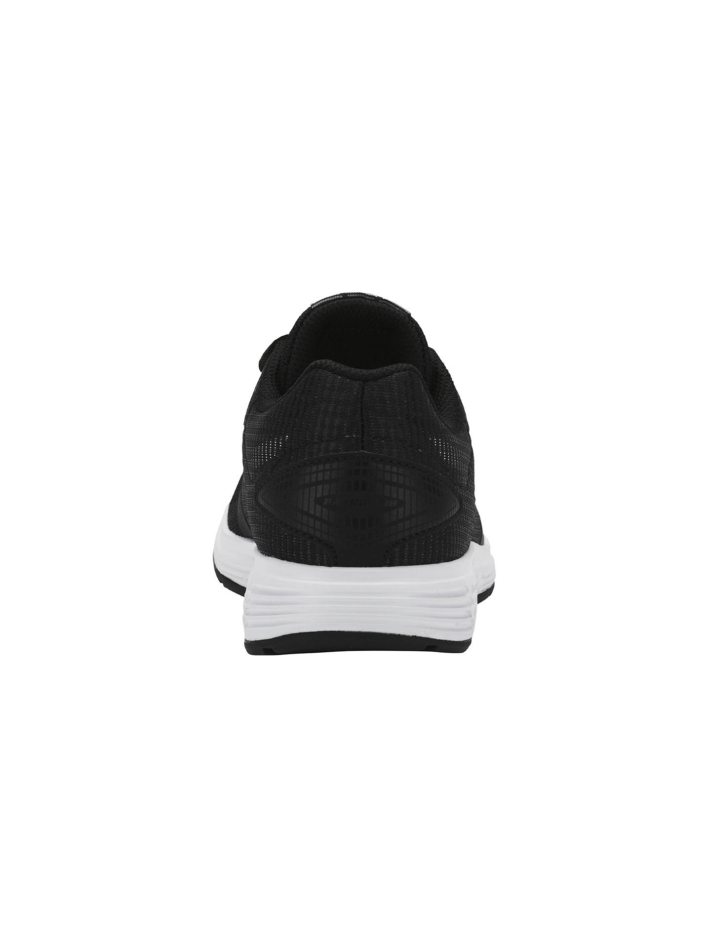 Buy ASICS Children's Gel Patriot 10 Laced Trainers, Black, 4 Online at johnlewis.com